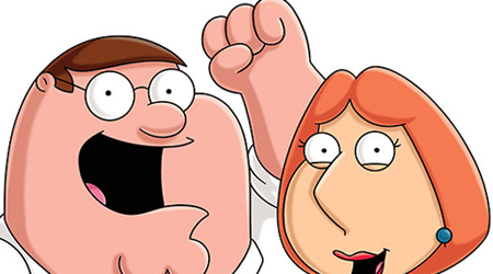 Point360 - Work - Family Guy