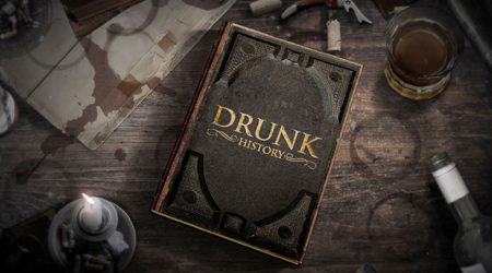 Point360 - Work - Drunk History