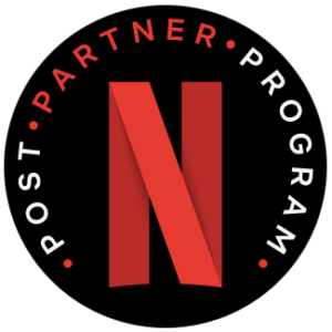 Netflix - Post Partner Logo